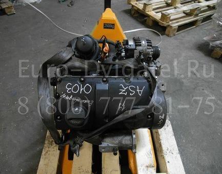 Контрактный двигатель Ford Galaxy 1.9 TDI  ASZ 130 л.с.