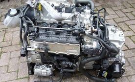 Контрактный двигатель Audi A1 1.4 TFSI  CAVG 185 л.с.