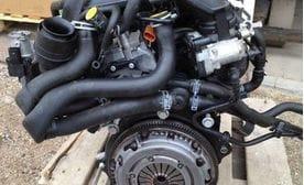 Контрактный двигатель Audi A1 1.2 TFSI  CBZA 86 л.с.