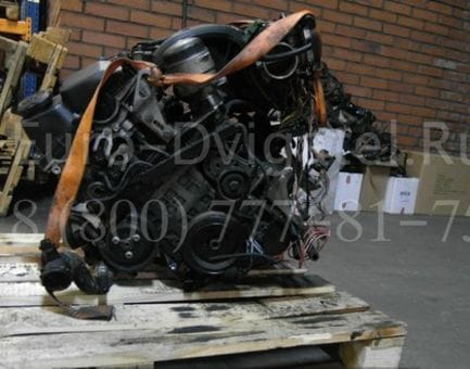 Контрактный двигатель BMW 1 - series 116i (E81, E82, E87, E88) N45B16A 116 л.с.