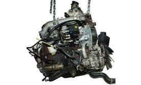 Контрактный двигатель Ford Transit V 2.5 TD  4EB 101 л.с.