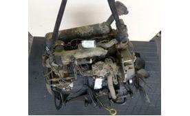 Контрактный двигатель Ford Transit V 2.5 TD   4EC 101 л.с.