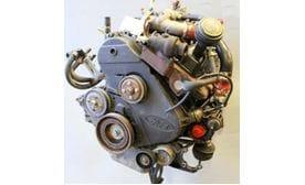 Контрактный двигатель Ford Transit Tourneo 2.5 TD  4GA 85 л.с.
