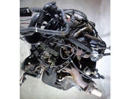 Контрактный двигатель Ford Transit V 2.5 TD  4GA 85 л.с.
