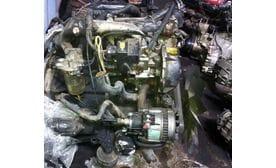 Контрактный двигатель Ford Transit V 2.5 TD  4HA 75 л.с.