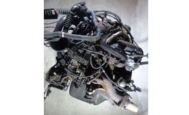 Контрактный двигатель Ford Transit Tourneo 2.4 D  4HA 74 л.с.