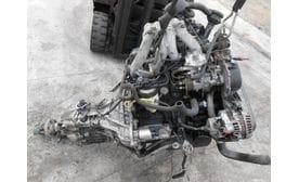 Контрактный двигатель Ford Transit Tourneo 2.5 DI   4HB 76 л.с.