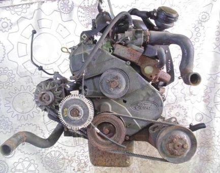 Контрактный двигатель Ford Transit V 2.5 DI  4HB 76 л.с.