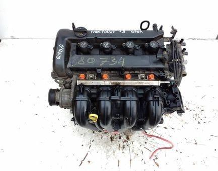 Контрактный двигатель Ford C-Max 1.8 Flexifuel  Q7DA 125 л.с.