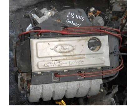 Контрактный двигатель Ford Galaxy 2.8 i V6 4WD  AAA 174 л.с.