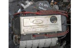 Контрактный двигатель Ford Galaxy 2.8 i V6   AMY 174 л.с.
