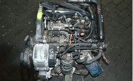 Контрактный двигатель Ford Galaxy 1.9 TDI   ANU 90 л.с.