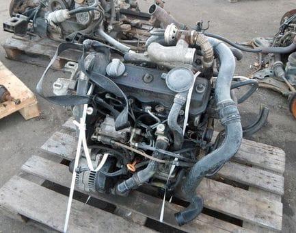 Контрактный двигатель Seat Alhambra 1.9 TDI   ANU 90 л.с.