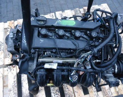 Контрактный двигатель Ford Mondeo IV 2.0   AOBA 145 л.с.