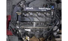 Контрактный двигатель Ford Galaxy II 2.0  AOWB 145 л.с.
