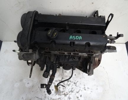Контрактный двигатель Ford Focus II 1.4  ASDA 75 л.с.