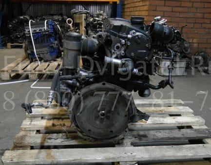 Контрактный двигатель Ford Galaxy 1.9 TDI  AUY 115 л.с.