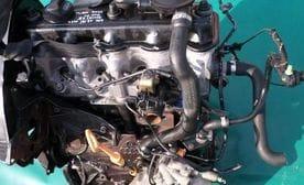 Контрактный двигатель Ford Galaxy 1.9 TDI   AVG 110 л.с.