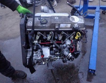Контрактный двигатель Ford Focus 1.8 TDdi  BHDA 75 л.с.