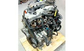 Контрактный двигатель Ford Focus 1.8 Turbo DI / TDDi  C9DA 90 л.с.