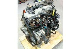Контрактный двигатель Ford Focus 1.8 Turbo DI / TDDi   C9DC 90 л.с.