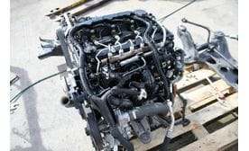 Контрактный двигатель Ford Transit VII 2.2 TDCi [RWD]  CVRA 155 л.с.
