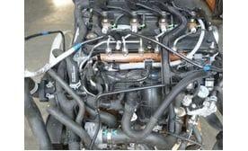 Контрактный двигатель Ford Transit VII 2.2 TDCi [RWD]  CYFA 125 л.с.