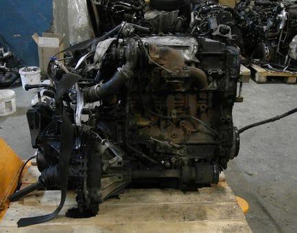 Контрактный двигатель Ford Transit VII 2.2 TDCi  CYFA 125 л.с.
