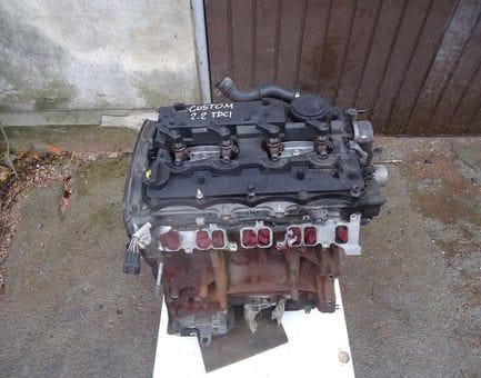 Контрактный двигатель Ford Transit VIII 2.2 TDCi   CYFG 125 л.с.