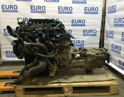 Контрактный двигатель Ford Transit VII 2.2 TDCi 4WD  CYRB 125 л.с.