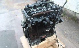 Контрактный двигатель Ford Transit VII 2.2 TDCi 4WD   CYRC 125 л.с.