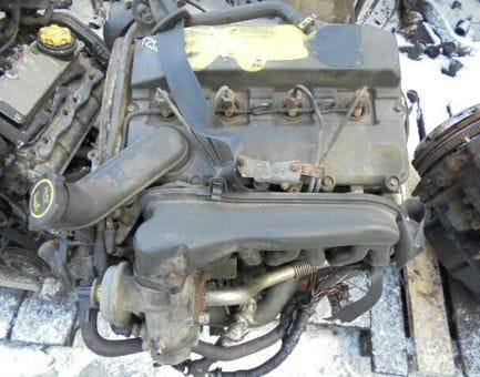 Контрактный двигатель Ford Transit VI 2.4 TDE  D0FA 125 л.с.