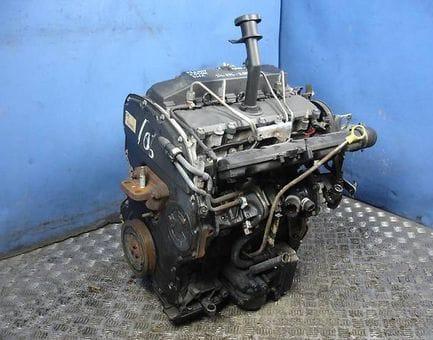 Контрактный двигатель Ford Transit VI 2.0 DI  D3FA 75 л.с.
