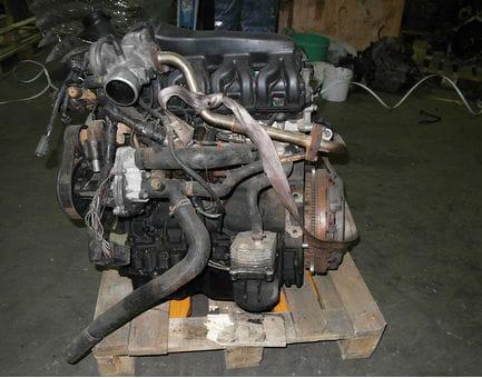 Контрактный двигатель Ford Transit VI 2.4 DI  D4FA 120 л.с.