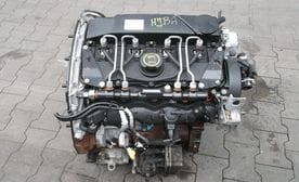 Контрактный двигатель Ford Mondeo III 2.0 16V TDDi / TDCi  D6BA 115 л.с.