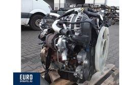 Контрактный двигатель Ford Transit VII 2.2 TDCi [RWD]  DRRA 100 л.с.
