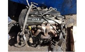 Контрактный двигатель Ford Focus 1.8 16V   EYDG 115 л.с.