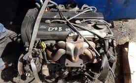 Контрактный двигатель Ford Tourneo Connect 1.8 16V   EYPC 116 л.с.