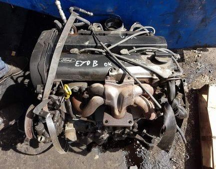 Контрактный двигатель Ford Transit Connect 1.8 16V LPG  EYPC 116 л.с.
