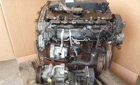 Контрактный двигатель Ford Transit VI 2.0 DI  F3FA 86 л.с.