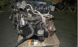Контрактный двигатель Ford Transit VI 2.4 DI  F4FA 75 л.с.