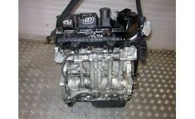 Контрактный двигатель Ford Fusion 1.4 TDCi  F6JA 68 л.с.
