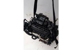 Контрактный двигатель Ford Fiesta VI 1.4 TDCi   F6JD 70 л.с.