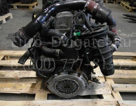 Контрактный двигатель Ford Focus 1.8 TDCi  F9DA 115 л.с.