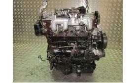 Контрактный двигатель Ford Focus 1.8 TDCi   F9DB 115 л.с.