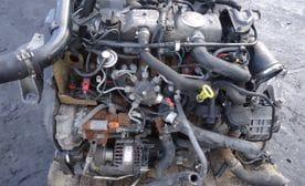 Контрактный двигатель Ford Mondeo IV 1.8 TDCi  FFBA 100 л.с.