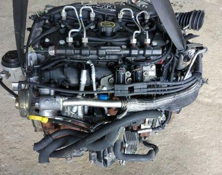 Контрактный двигатель Ford Transit VI 2.0 TDCi  FIFA 125 л.с.