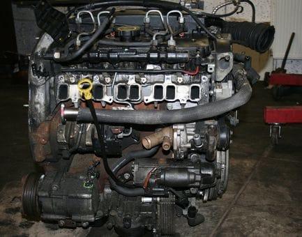 Контрактный двигатель Ford Mondeo III 2.0 TDCi  FMBA 130 л.с.