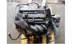 Контрактный двигатель Ford Fiesta V 1.25 16V  FUJA 75 л.с.