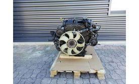 Контрактный двигатель Ford Transit VI 2.4 TDE  FXFA 115 л.с.